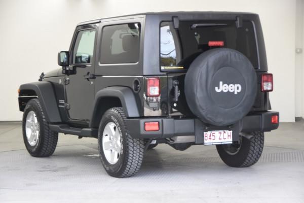 2015 MY16 Jeep Wrangler JK MY2016 Sport Softtop Image 3