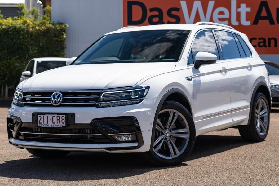 2019 MY19.5 Volkswagen Tiguan 5N  132TSI R-Line Ed. Suv