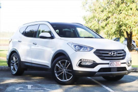 Hyundai Santa Fe Highlander DM3 Series II MY17