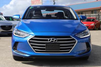 2015 Hyundai Elantra AD MY17 Active Sedan Image 2