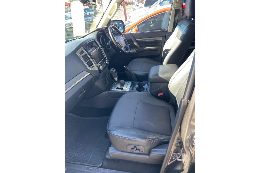 2017 Mitsubishi Pajero NX MY17 GLS Suv
