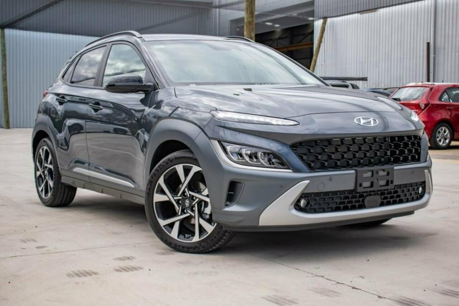 2021 Hyundai KONA OS.V4 Highlander Suv
