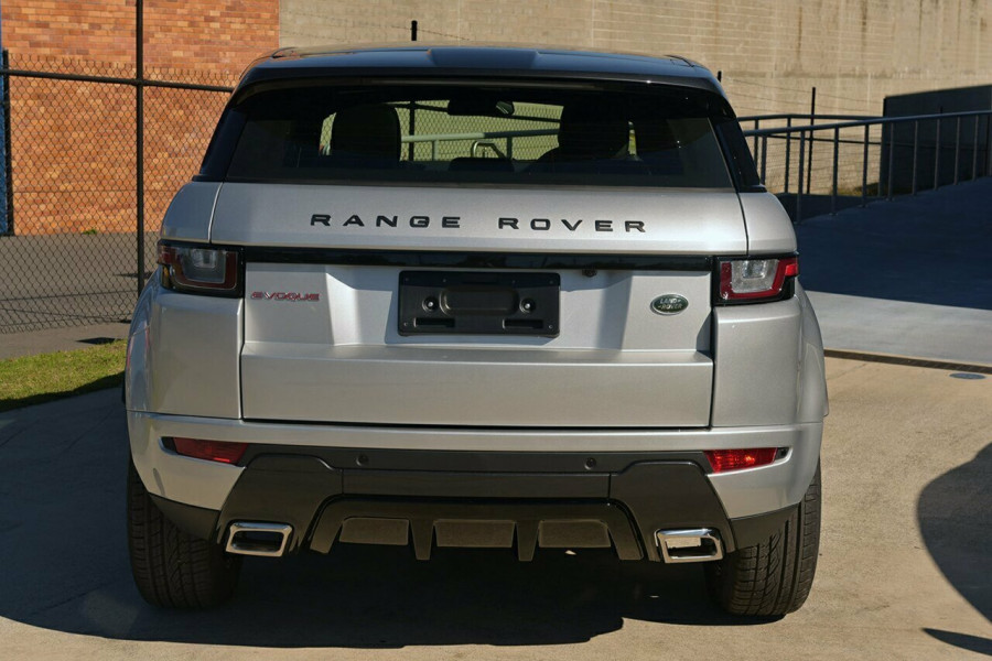 2018 MY19 Land Rover Range Rover Evoque L538 MY19 TD4 Suv Mobile Image 5