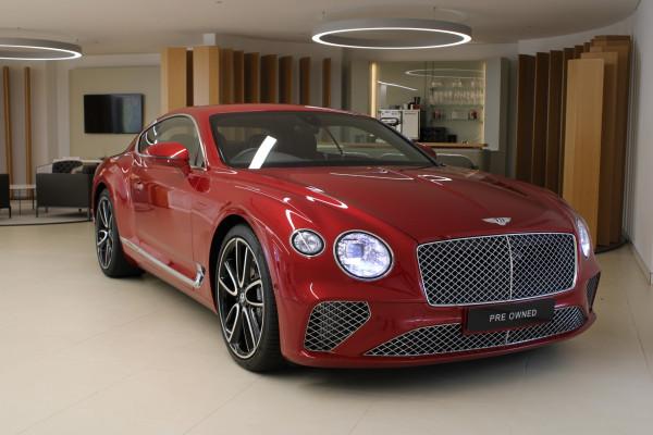 Bentley Continental GT 3S