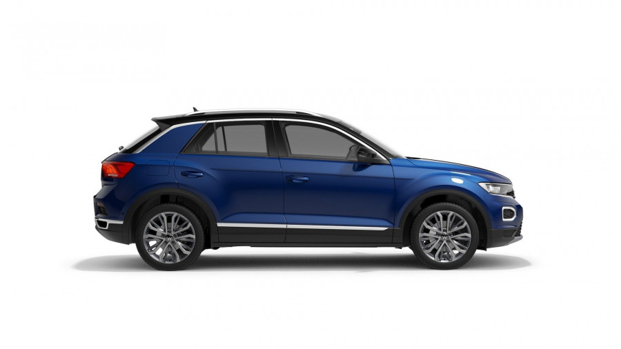 2020 MY21 Volkswagen T-Roc A1 110TSI Style Suv Image 6