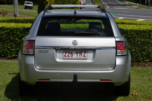 2009 MY09.5 Holden Commodore VE MY09.5 International Wagon Image 4