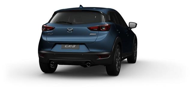 2021 MY0  Mazda CX-3 DK sTouring Suv Mobile Image 14