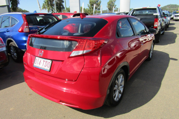 2013 Honda Civic 9TH GEN MY13 VTI-S Hatchback Image 3