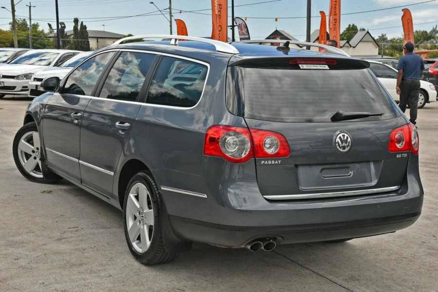 2010 Volkswagen Passat Type 3C MY10 125TDI DSG Wagon