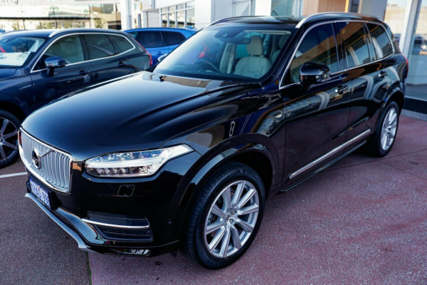 2017 Volvo XC90 L Series MY17 T6 Geartronic AWD Inscription Suv Image 3