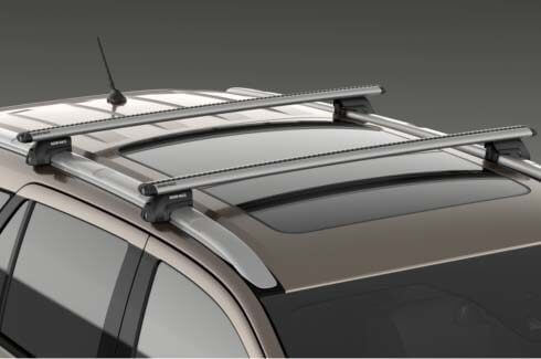 Carry Bars - Silver - Rhino Rack - FLA