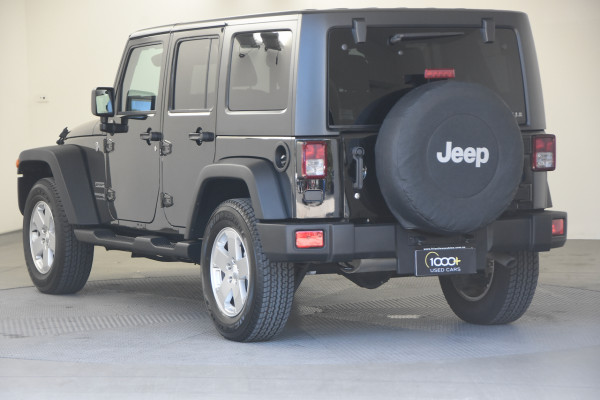 2018 Jeep Wrangler JK MY18 Unlimited Softtop Image 3