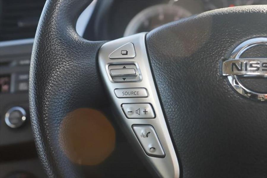 2014 Nissan Pulsar C12 ST Hatchback Image 18