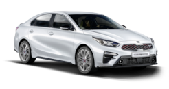 New Kia All New Cerato Sedan