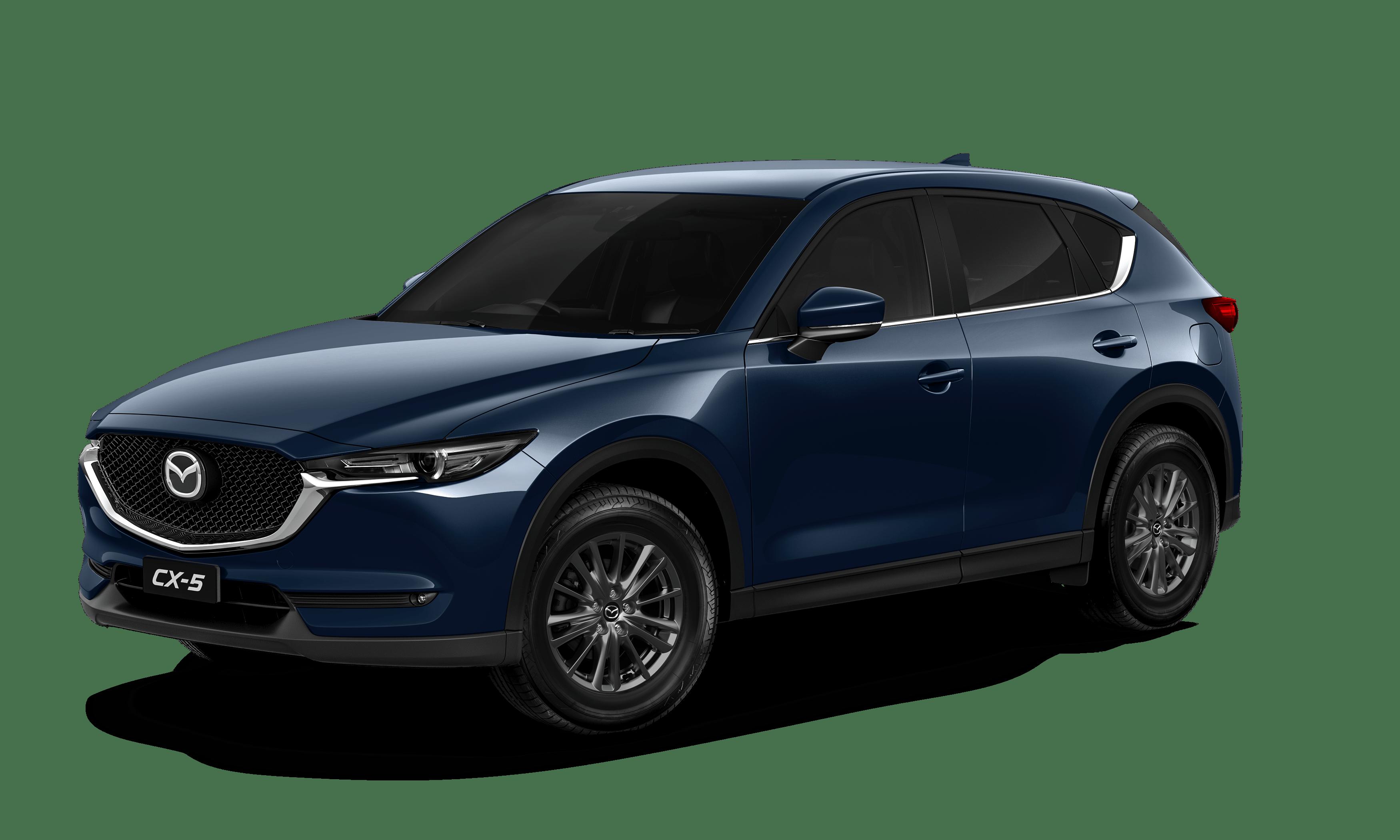 2020 CX-5 2.0L MAXX AUTO Demo