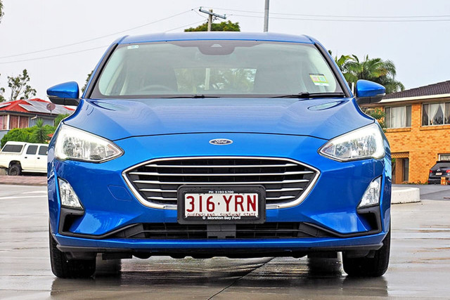 2018 MY19 Ford Focus SA Trend Hatch Hatch