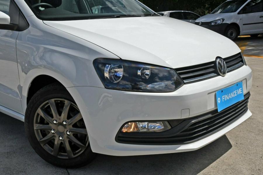 2016 Volkswagen Polo 6R 66TSI Trendline Hatchback Image 4