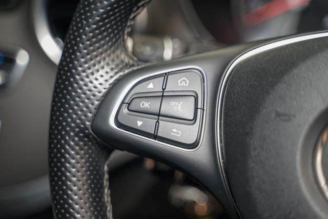 2017 Mercedes-Benz V-class 447 V250 d Avantgarde Wagon Image 11