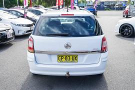 2008 Holden Astra AH MY08.5 60th Anniversary Wagon