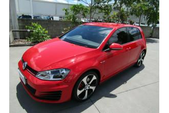 2013 MY14 Volkswagen Golf VII MY14 GTI DSG Hatchback Image 3