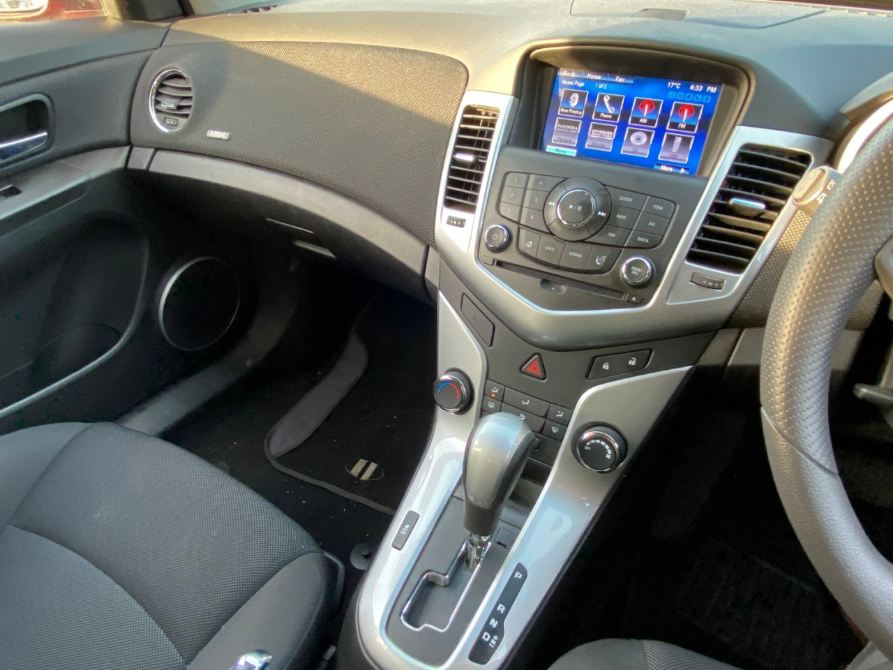 2014 Holden Cruze JH SERIES II MY14 EQUIPE Hatchback