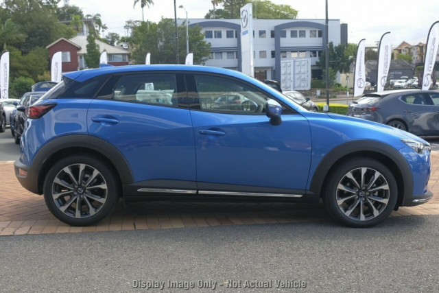 2019 MY0  Mazda CX-3 DK sTouring Suv Image 2