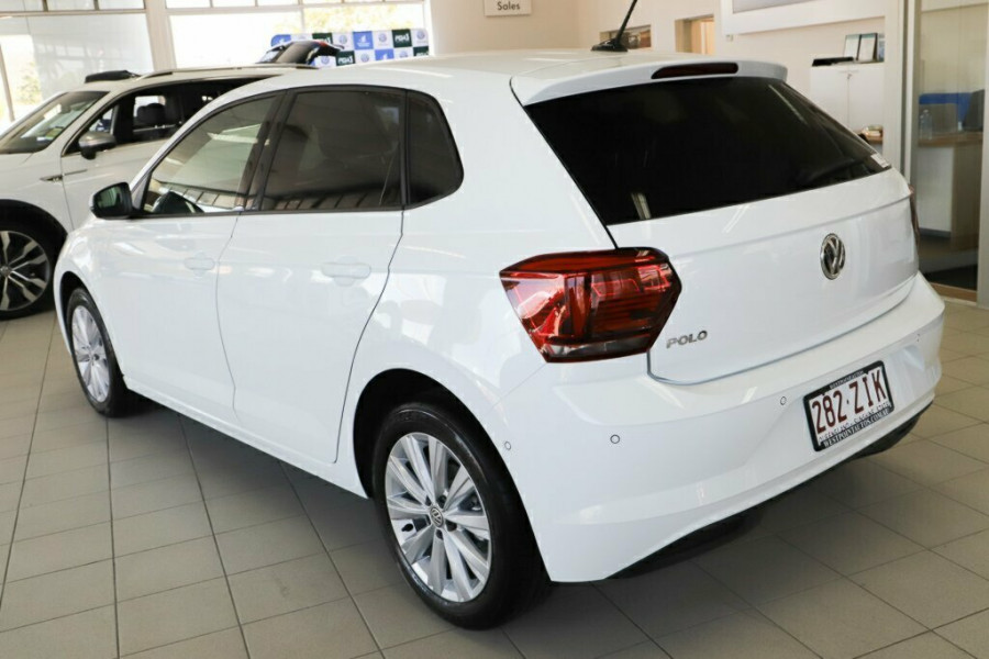 2019 MY20 Volkswagen Polo AW Style Hatchback