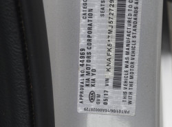 2017 MY18 Kia Cerato YD S Hatchback