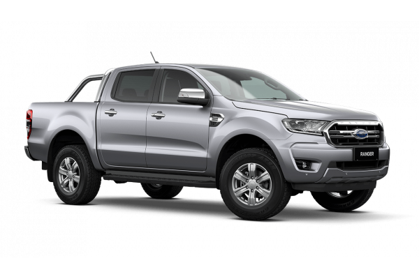 2020 MY20.75 Ford Ranger PX MkIII XLT Double Cab Ute Image 2
