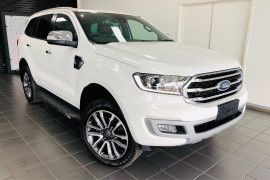 2020 MY20.25 Ford Everest UA II  Titanium Suv