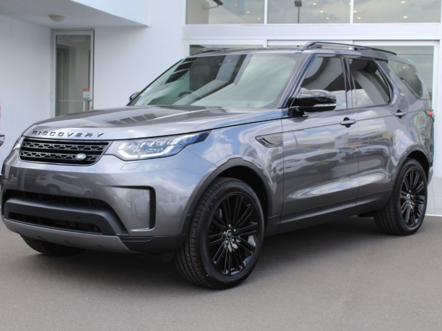 2018 Land Rover Discovery Series 5 L462  SD4 SD4 - SE Wagon
