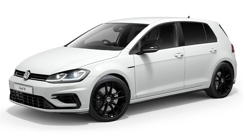 2020 Volkswagen Golf 7.5 R Final Edition Hatch
