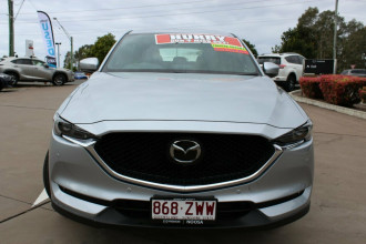 2019 Mazda CX-5 KF4WLA Akera SKYACTIV-Drive i-ACTIV AWD Suv Image 3