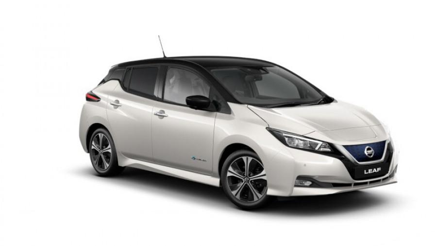 2020 Nissan LEAF ZE1 LEAF Hatchback Image 8