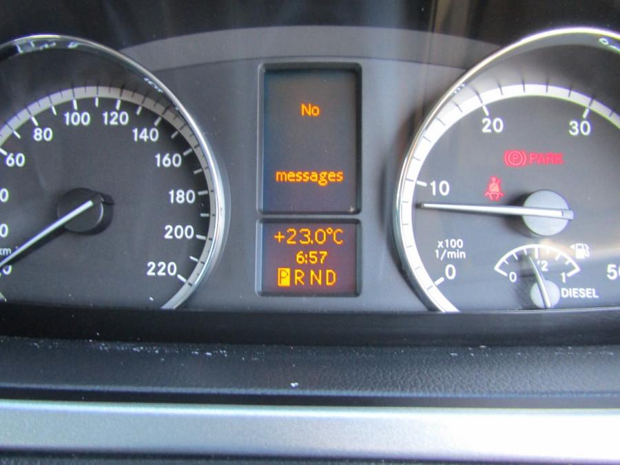2014 MY13 Mercedes-Benz Valente 639 MY13 GRAND EDITION Wagon Image 11