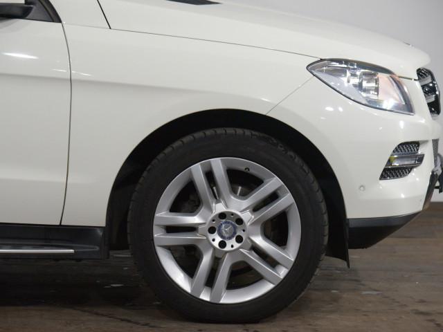 2013 Mercedes-Benz Ml Mercedes-Benz Ml 250cdi Bluetec (4x4) Auto 250cdi Bluetec (4x4) Wagon