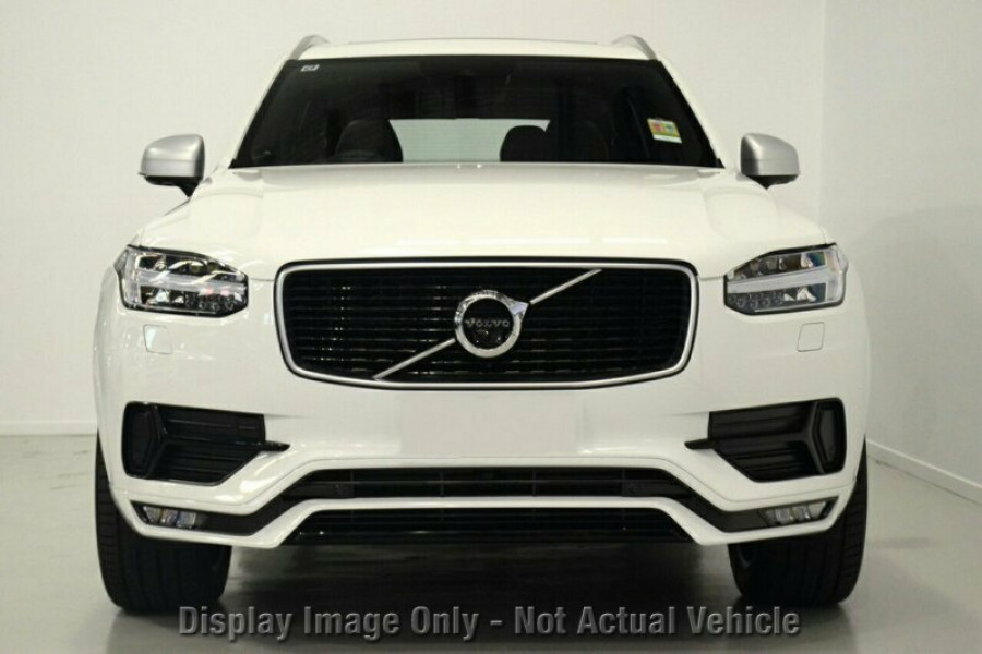 2018 MY19 Volvo XC90 L Series D5 Geartronic AWD R-Design Suv Mobile Image 3