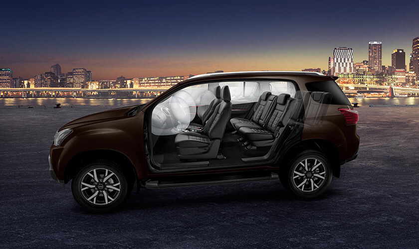Isuzu UTE Maximum 5-star Safety Across The Range