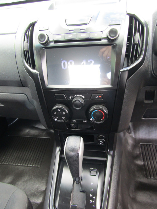 2017 Isuzu Ute D-MAX MY17 SX Cab chassis