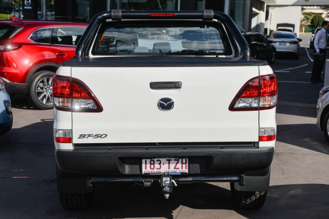 2014 Mazda BT-50 UP0YF1 XT Hi-Rider Utility Image 4