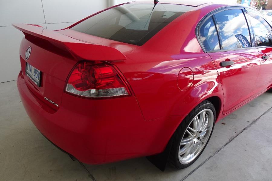 2007 Holden Commodore VE Omega Sedan