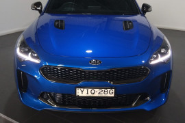 Kia Stinger GT CK Tw.Turbo