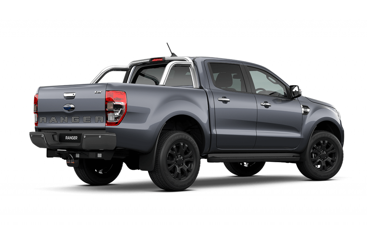 2021 MY21.75 Ford Ranger PX MkIII 2021.75 XLT Utility