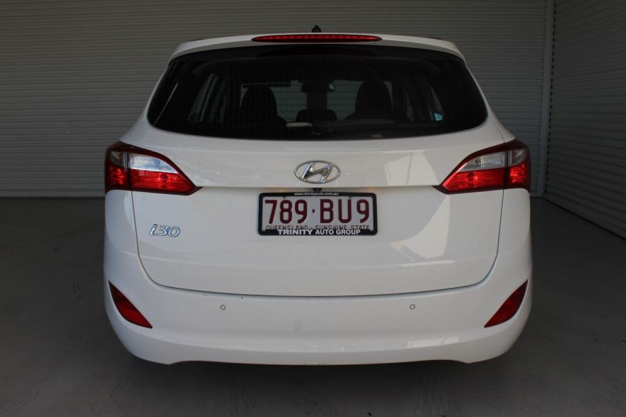 2016 Hyundai I30 GDE3 SERIES II MY16 GDI Wagon Image 6