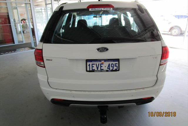 2012 Ford Territory SZ TS Wagon Image 5