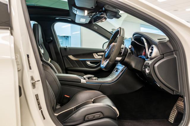 2016 MY07 Mercedes-Benz C-class W205  C63 AMG S Sedan Image 39