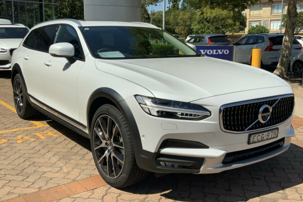 2019 Volvo V90 236 MY19 D5 Cross Country Inscription Wagon Image 3