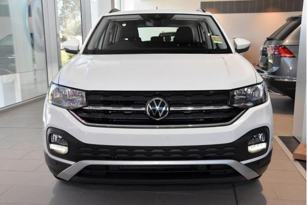 2021 Volkswagen T-Cross C1 85TSI Life Wagon Image 3