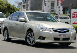 Subaru Liberty 2.5i Lineartronic AWD B5 MY10