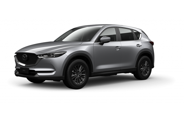 2020 Mazda CX-5 KF Series Touring Suv